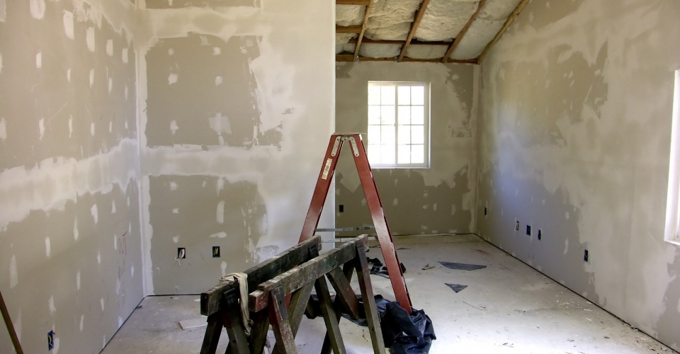 Drywall And Sheetrock Construction